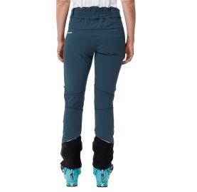 Pantalon softshell de ski de rando LARIC Vaude, pour femme