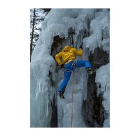 Veste de Montagne EVE2 Lagoped 3 couches imperméable respirante coupe-vent souple