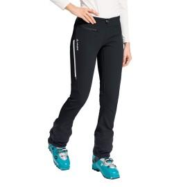 Pantalon softshell de ski de rando LARICE 2 Vaude, pour femme
