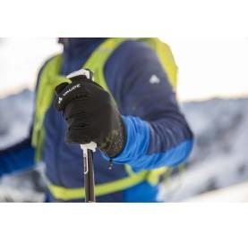 LAGALP 2 VAUDE Gants chauds coupe-vent et respirant pour sport de montagne