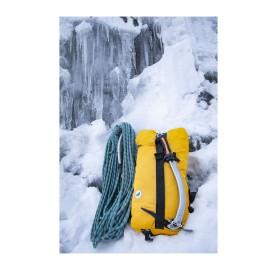 KIIRUNA LAGOPED sac à dos alpinisme et porte ordinateur tissu recylé