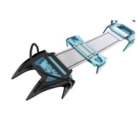 HARFANG BLUE ICE Crampons ski de randonnée et alpinisme ultra compact et ultra light 188,50 gr l'un