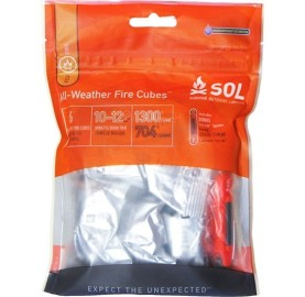 CUBES ALLUME FEU - ALL WEATHER FIRE CUBES SOL
