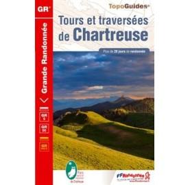 TOPO GUIDES TOURS ET TRAVERSEE DE CHARTREUSE GR9