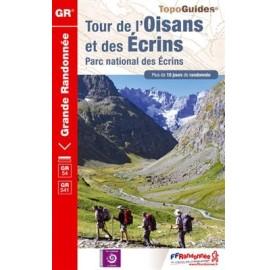 TOPO GUIDES TOURS DE L'OISANS ET DES ECRINS GR54