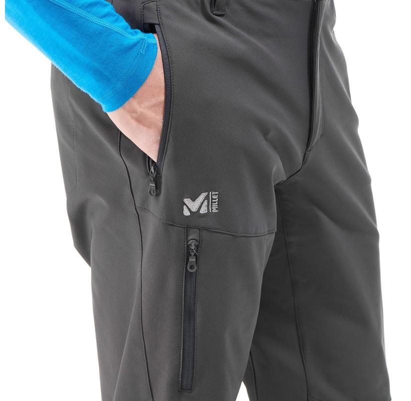 ALL OUTDOOR PANT MILLET - pantalon outdoor hiver homme - raquette randonnée
