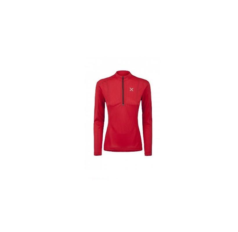 Longsleeve, T-Shirt Femme, Gris (Light Grey Melange 8019), SHis