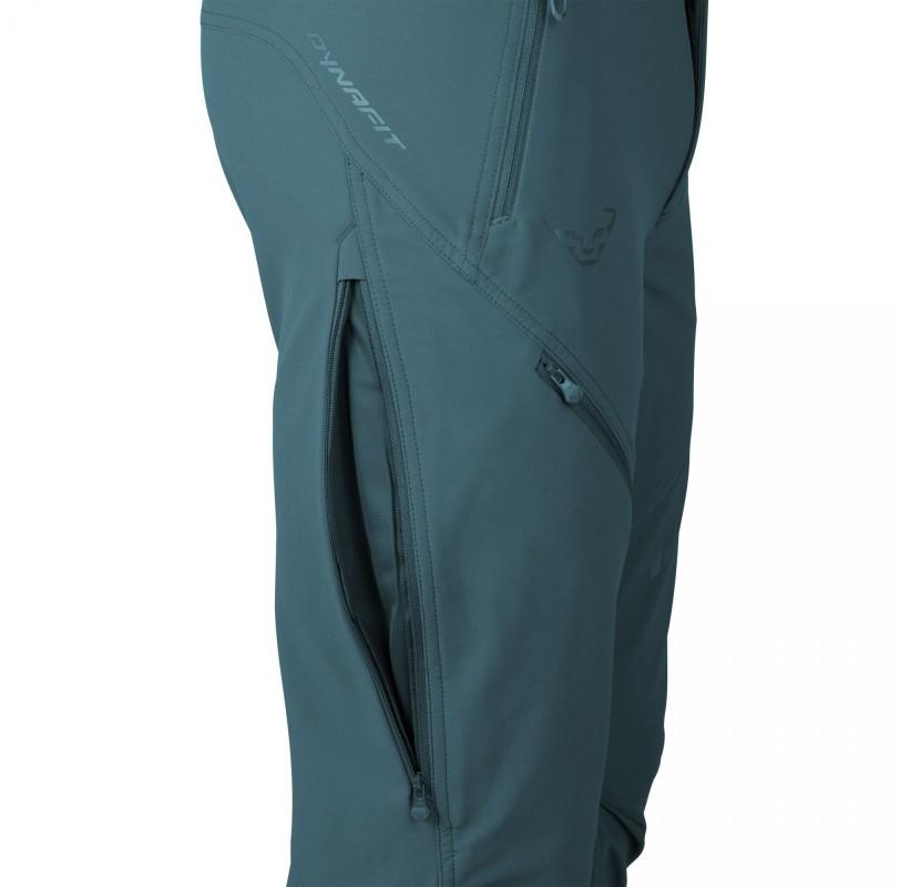 DYNAFIT pantalon ski rando ouverture jambe MERCURY SOFTSHELL PANT M
