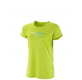 MILLET Tee-shirt femme ultra respirant doux anti odeur Coolmax®