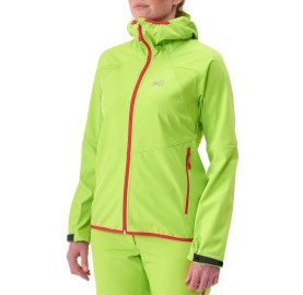 LD TOURING SHIELD HOODIE MILLET