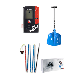 SNOW SAFETY PACK ARVA NEO + SECURITE AVALANCHE