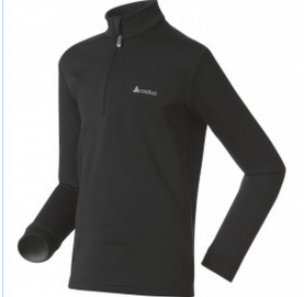 PULL POLAIRE STRETCH FLEECE WARM UL TC-SHIRTS ODLO
