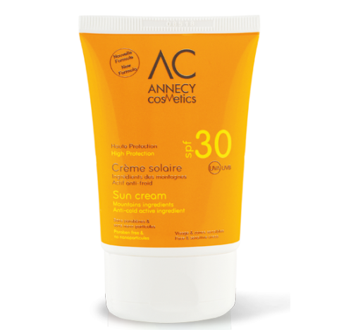 CREME SOLAIRE SPF30 Annecy Cosmetics