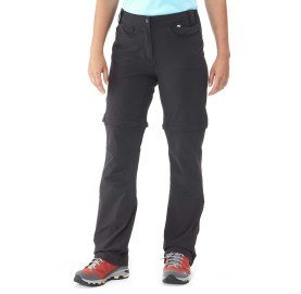 LD TREKKER STRETCH ZIP OFF PANT MILLET