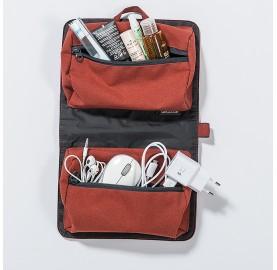 NARITA LAFUMA pochette voyage solide recyclé rangemnt téléphone prise electrique