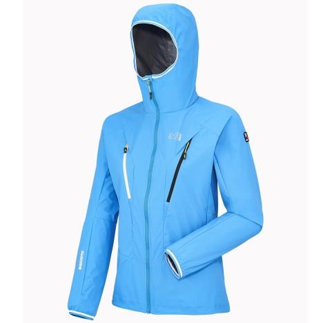 MILLET TRILOGY veste femme softshell LD TRILOGY WDS ACTIVE JKT