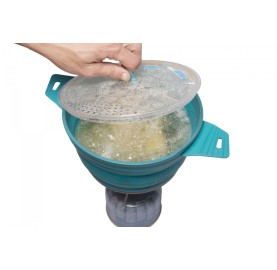 CAsserole X POT MEDIUM 2.8L SEA TO SUMMIT popote rando ultra light casserole pliante