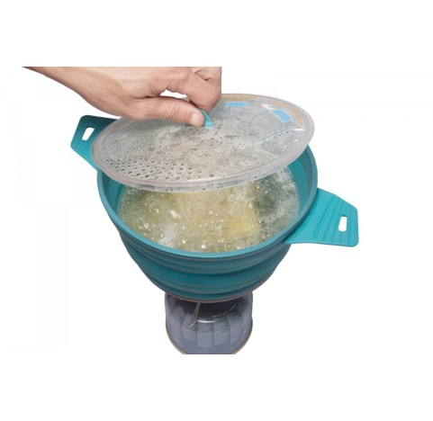 X POT MEDIUM 2,8 litres SEA TO SUMMIT casserole pliante