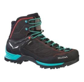 SALEWA chaussure femme randonnée et trek WS MTN TRAINER MID GTX stable impermeable accroche