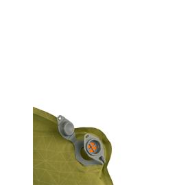 gonflage facile et un dégonflage à sens unique (empêche le matelas de se regonfler lors de son rangement