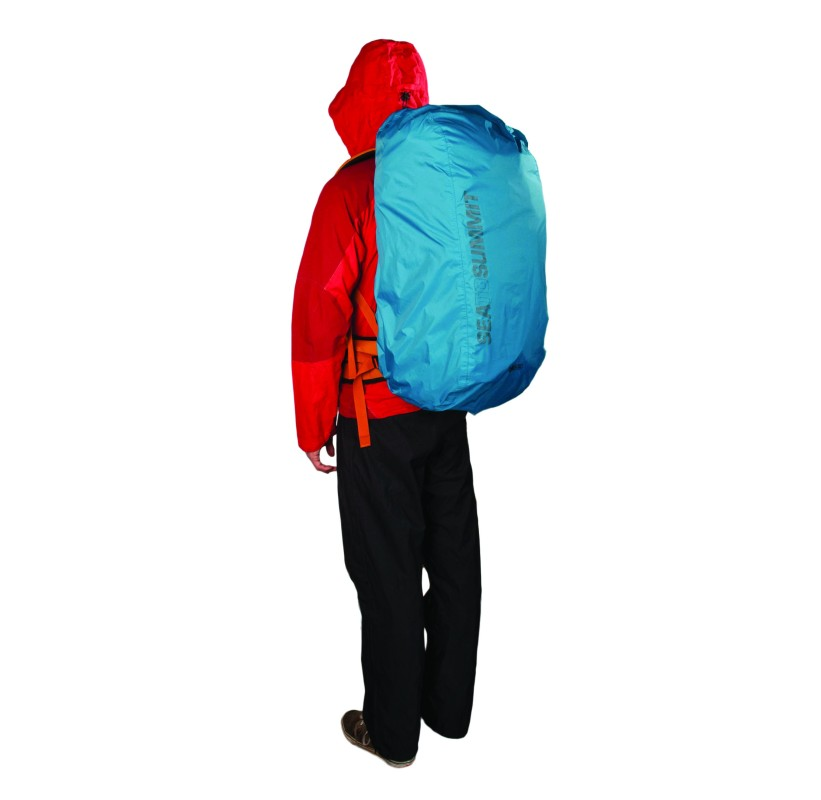 sursac à dos impermeable PACK COVER SEA TO SUMMIT - PROTECTION PLUIE SAC A DOS