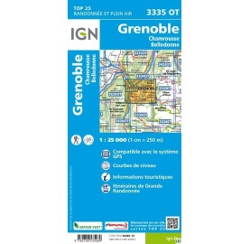 3135OT GRENOBLE IGN TOP 25