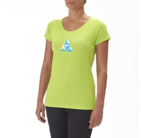 MILLET Tshirt femme LD POWER BASE CAMP TS SS