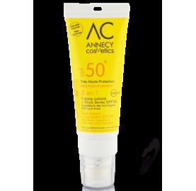 COMBISTICK SOLAIRE SPF50 Annecy Cosmetics
