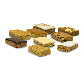BARRES CEREALES Flapjack Cake Authentic Nutrition