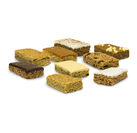 Flapjack Cake Authentic Nutrition