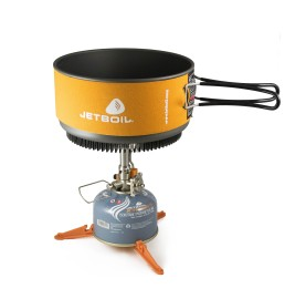 Réchaud camping rando JetBoil MIGHTYMO - ultra light compact rapide stable