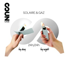 Briquet solaire SUNCASE IDCOOK