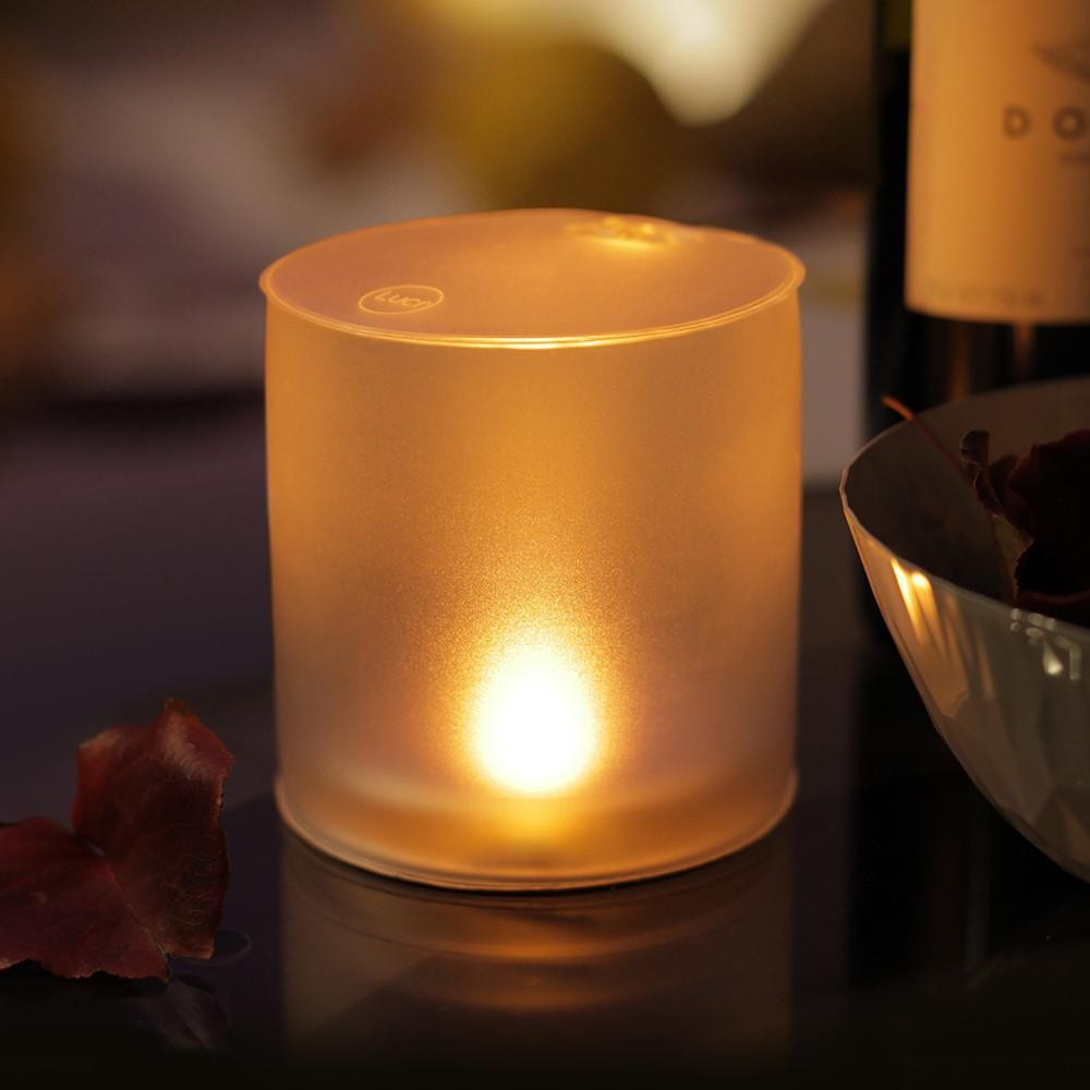 CHANDELLE SOLAIRE LUCI CANDLE MPOWERD