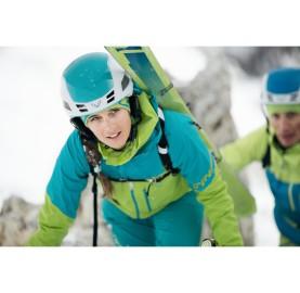 Veste femme ski rando TLT 3L JACKET W DYNAFIT