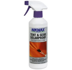 TENT AND GEAR SOLARPROOF NIKWAX