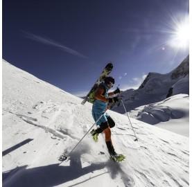 LD PIERRA MENT' ALPHA SHORT MILLET - sur chaud short femme chaud polartec ski rando