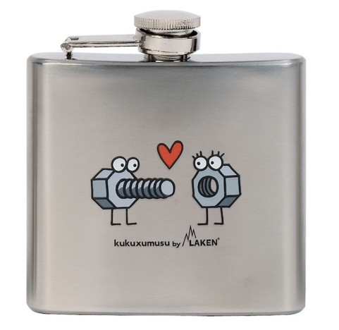 HIP FLASK 150 ml LAKEN