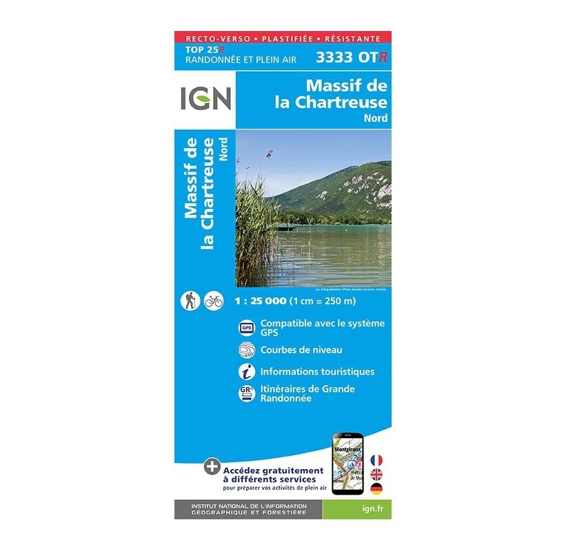 3333 OTR CHARTREUSE NORD IGN TOP 25