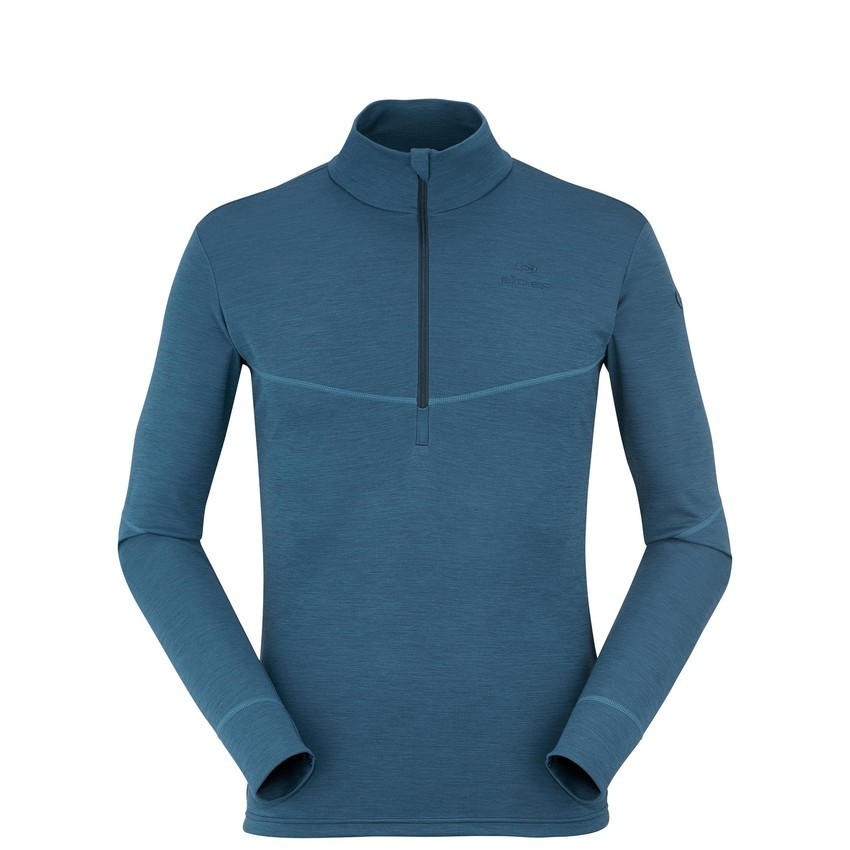 PORTILLO 1/2 ZIP M EIDER