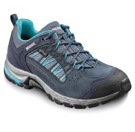 JOURNEY PRO LADY GTX MEINDL - chaussure rando basse pied large - imper respirante maintien confort