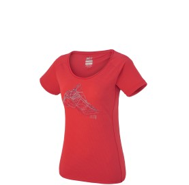 MILLET Tee-shirt femme POLARTEC® LD NEEDLES TS SS