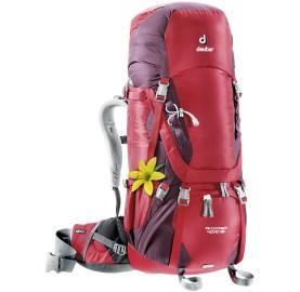Sac à dos femme trekking AIRCONTACT PRO 55 + 15 SL DEUTER