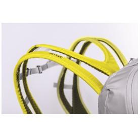 ULTRA TRAIN 18 SALEWA bretelles fendues confort respiration sécahge