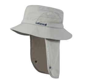 SUN HAT LAFUMA - chapeau rando large bord protection solaire anti moustique