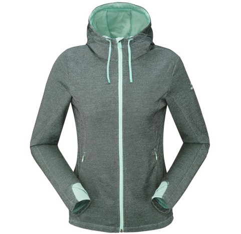 EIDER Polaire femme WOOLY HOODIE W
