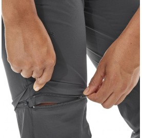 FLEX ZIP OFF PANT W EIDER