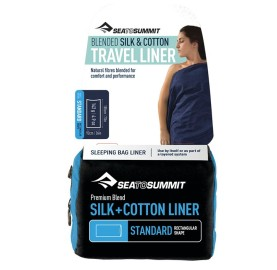 SEA TO SUMMIT Drap de sac soie et coton