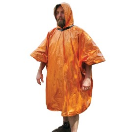 SOL Poncho de survie ultra-light