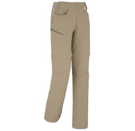 TREKKER STRETCH ZIP OFF PANT MILLET Pantalon transformable femme