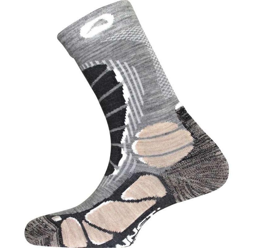 MONNET chaussette rando estivale 63 % laine TREK EXTRA LIGHT